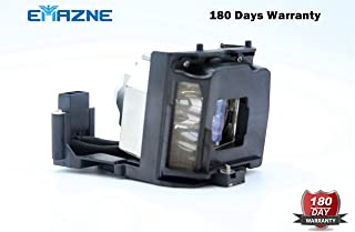 Emazne AN-F212LP Projector Replacement Compatible Lamp with Housing Work for Sharp PG-F212X Sharp PG-F212XL Sharp PG-F255W Sharp PG-F262X PG-F267X PG-F312X PG-F317X PG-F325W XR-32S XR-32SL