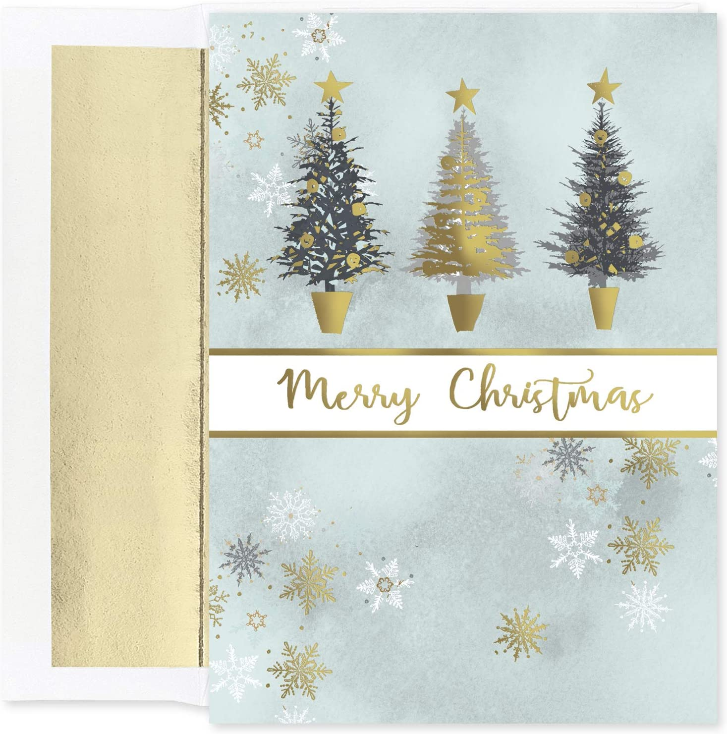 Blessed Christmas Holiday Collection 18 pack Boxed Christmas Holiday Cards