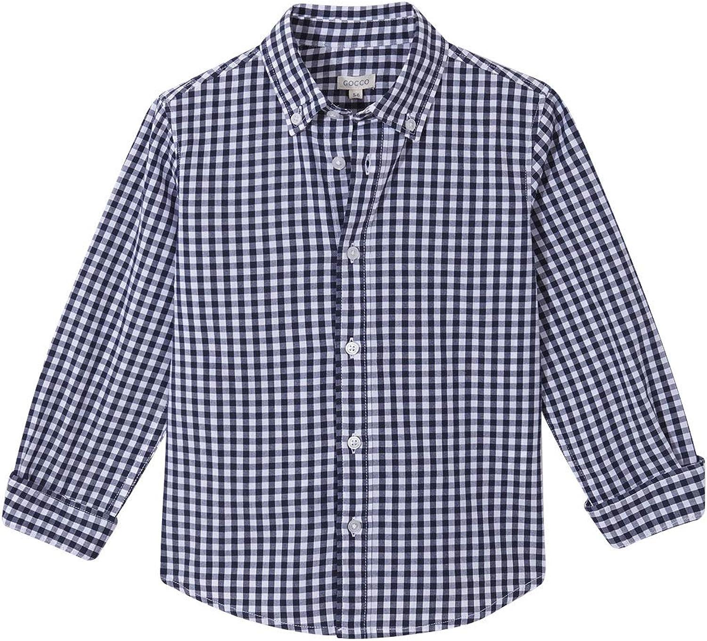 Gocco Camisa Cuadro Vichy Niños