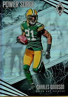 2017 Phoenix Power Surge #30 Charles Woodson Packers