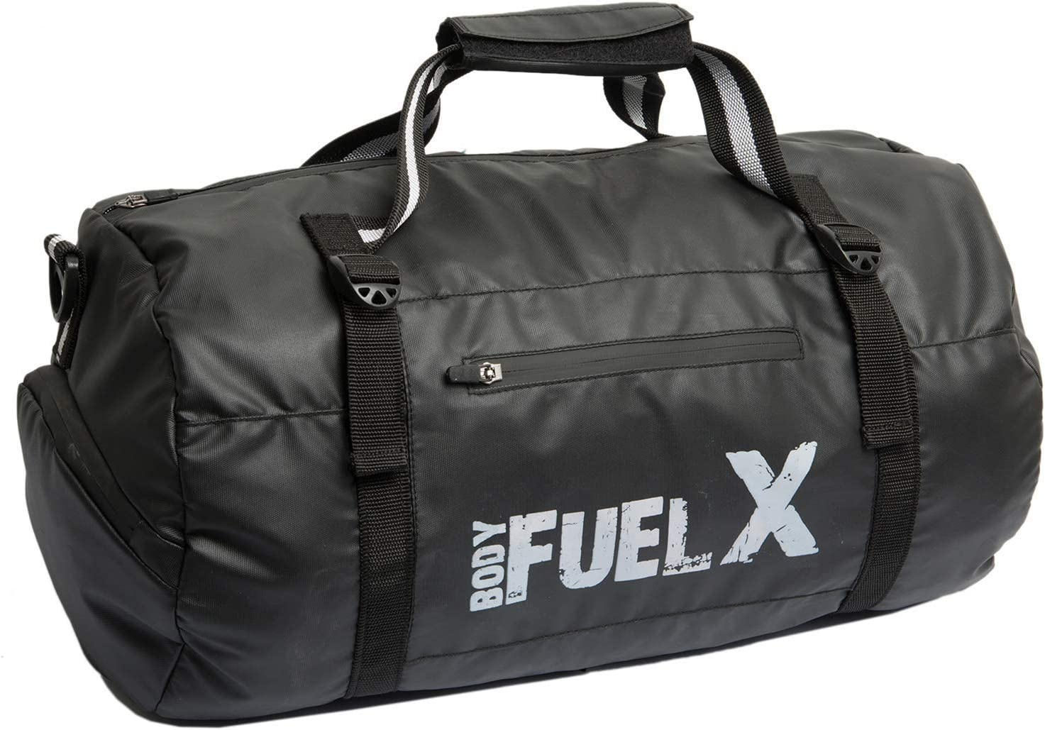 Waterproof Outlet SALE Black -Gym Limited price Traveller Duffel for Me Outdoor Bag Sports
