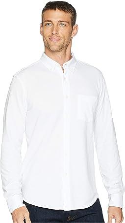 Slim Fit Knit Shirt
