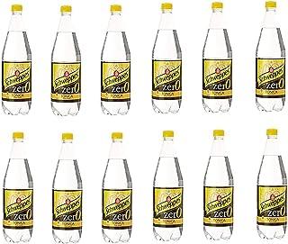 12x Schweppes Tonica Zero getönten ohne zucker PET 0,6 Lt erfrischend