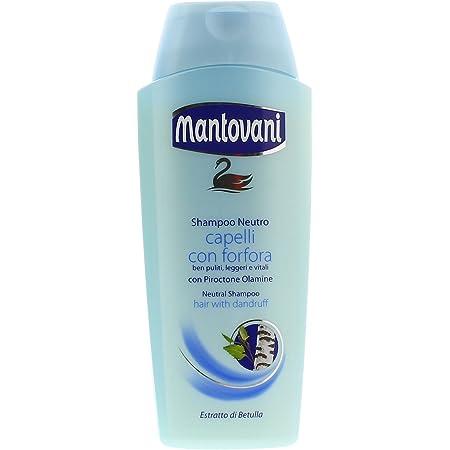 Mantovani Shampoo Antiforfora - 400 ml, 1 Unità