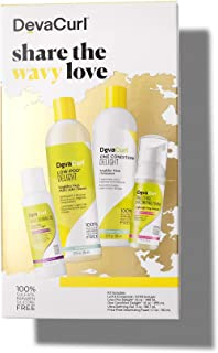 DevaCurl Holiday Cleanser, Conditioner & Styler Kit for Wavy Hair