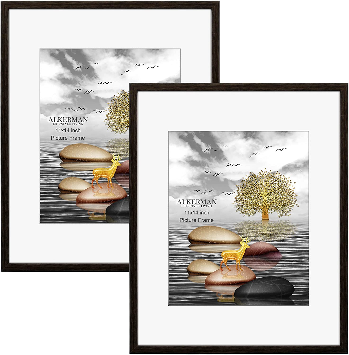 Sales of SALE items from new works Alkerman 11x14 Picture Frames (pack Popular brand in the world Display 2) of Pict