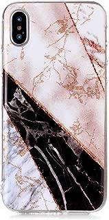 iPhone X/iPhone XS ケース, CUNUS iPhone X/iPhone XS ケース TPU シリコン スリム 薄型 耐摩擦 耐衝撃 スマホケース, 新品 耐久性 高級 ケース, マルチカラー 4