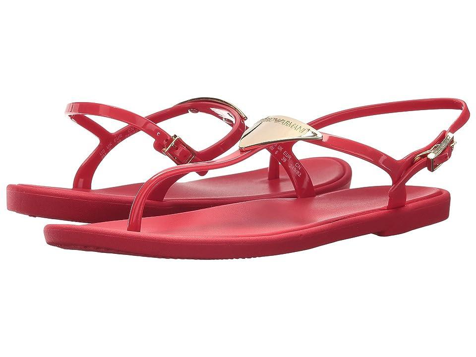 Emporio Armani X3Q056 (Coral Red) Women