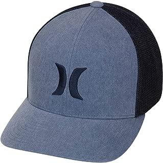 Hurley Men's Icon Textures Flexfit Baseball Cap