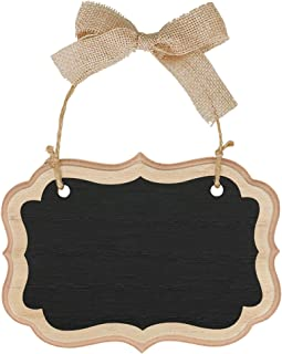 just married chalkboard sign