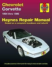 Chevrolet Corvette (84-96) Haynes Repair Manual (USA)
