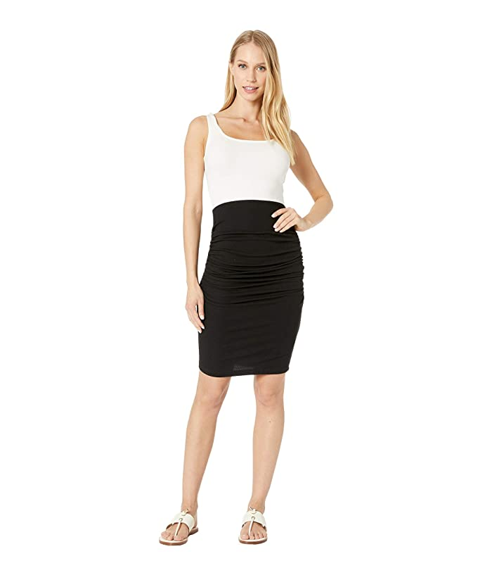 LAmade Emma Dress (Black/Natural) Women's Dress