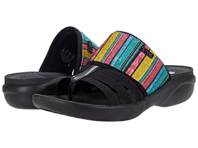 Bzees Chill (Black Raspberry Vacation Stripe) Women