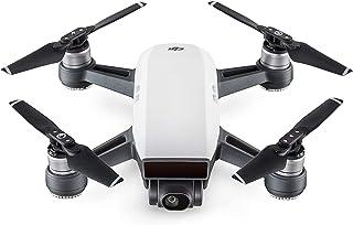 DJI Spark Series Portable Mini Drone, Alpine White (DJISpark-W)