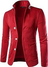 Best red slim fit blazer Reviews