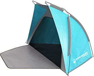 Wakeman Portable Canopy Umbrella Sun Shelter