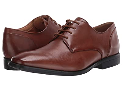 Clarks Gilman Plain (Tan Leather) Men