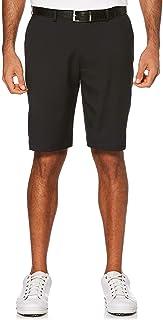 PGA TOUR Men's Expandable Flat Front Short