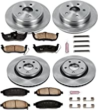 Autospecialty KOE2220 1-Click OE Replacement Brake Kit