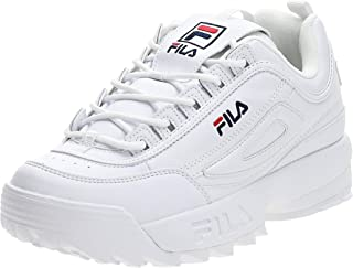 FILA DISRUPTOR LOW Men's Athletic & Outdoor Shoes, White