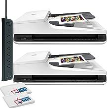 $559 » Hewlett Packard ScanJet Pro 2500 f1 Flatbed Scanner - 1200 dpi Optical - 24-bit Color - 8-bit Grayscale - 20 ppm - USB wit...