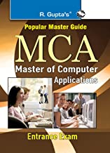 Mca Entrance Exam Guide: Entrance Exam (Popular Master Guide) (Old Edition)