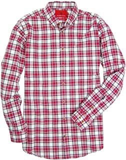 Southern Proper Southern Flannel in Hartwell Plaid Final Sale