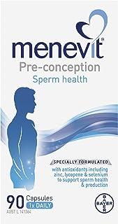 Menevit Male Fertility Supplement Capsules 90 pack
