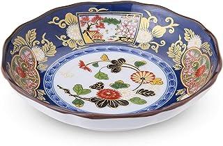 ランチャン(Ranchant) 八角取皿 マルチ 14x14x3cm 献上古伊万里様式 有田焼 日本製