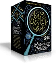 Nancy Drew Diaries 90th Anniversary Collection: Curse of the Arctic Star; Strangers on a Train; Mystery of the Midnight Ri...