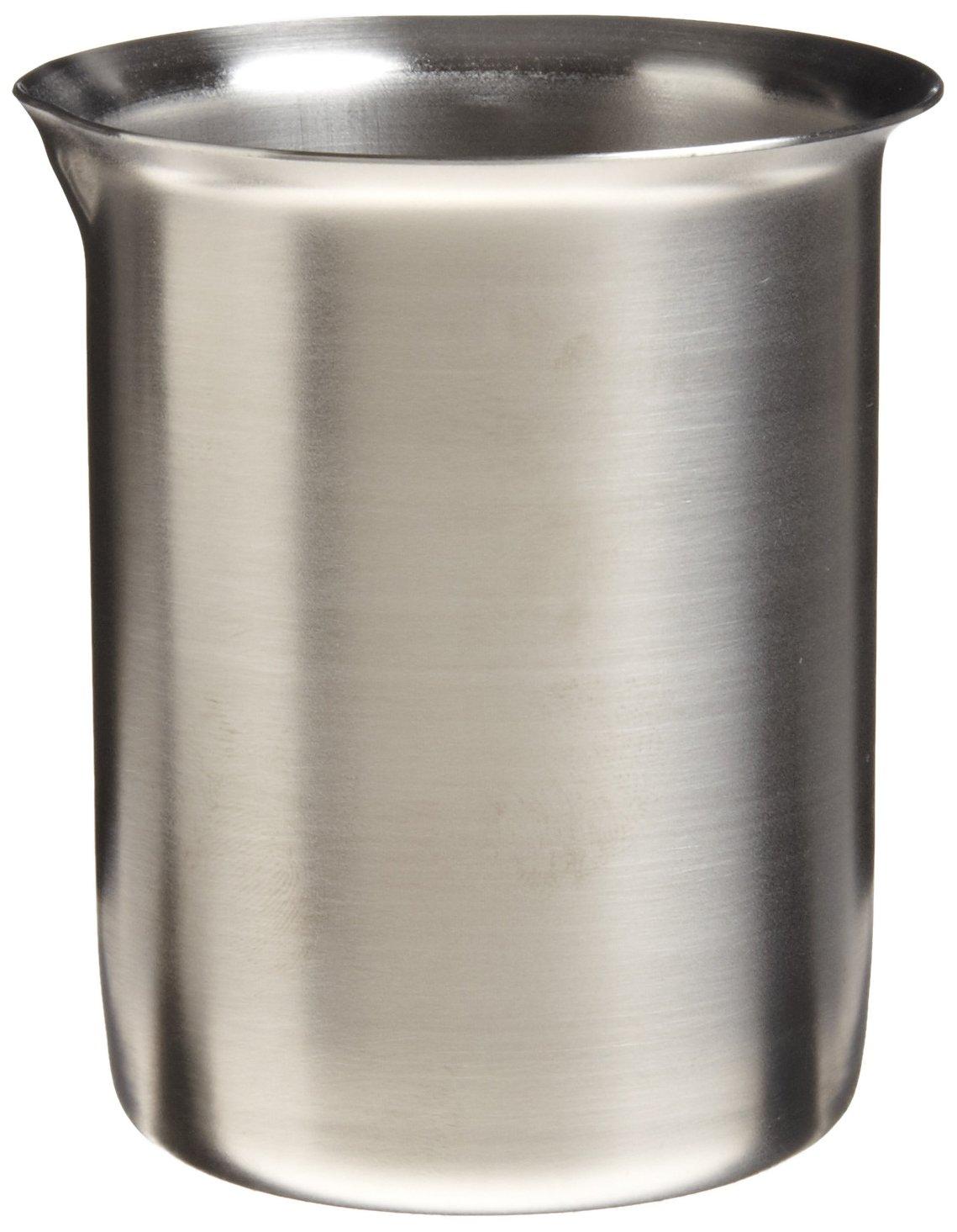 Polar Popular Max 64% OFF brand Ware 250B Stainless Steel Griffin 250 Style Cap Beaker mL
