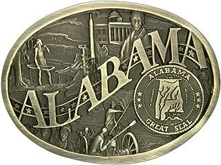 alabama belt buckle