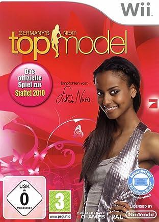 """Résultat de recherche d'images pour """"Germany's Next Top Model Wii"""""""