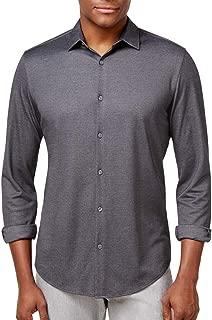 Alfani Mens Modal Long Sleeves Casual Shirt