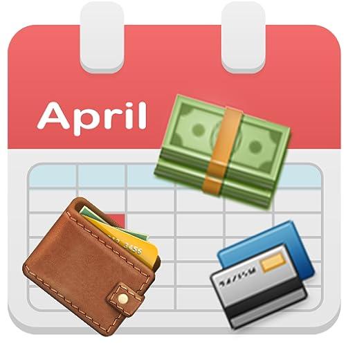 Money Calendar - Money Manager, Expense Tracker (A clear calendar for personal finance)