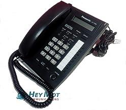 Teléfono digital Panasonic KX T7668 de color negro de HeyMot Communications