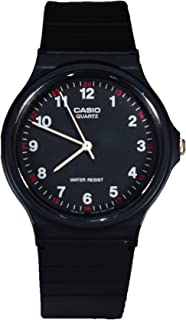 MQ24-1B Analog Watch Black 1 Size