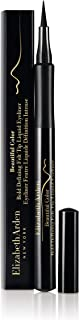 Elizabeth Arden Beautiful Color Bold Defining 24HR Liquid Eye Liner, Seriously Black, 9.1g