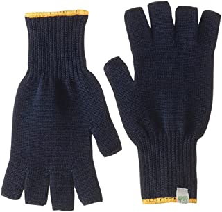 fingerless glove liners