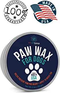 PET CARE Sciences Paw Wax Protecting Balm