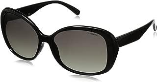 Women's Pld4023s Polarized Oval Sunglasses