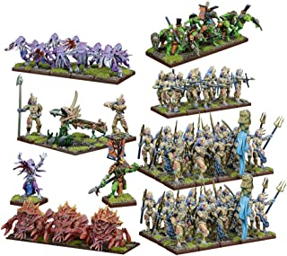 Mantic Games Kings of War Trident Realm of Neritica Mega Army Box
