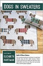 Elizabeth Hartman Ptrn Dogs in Sweaters Pattern