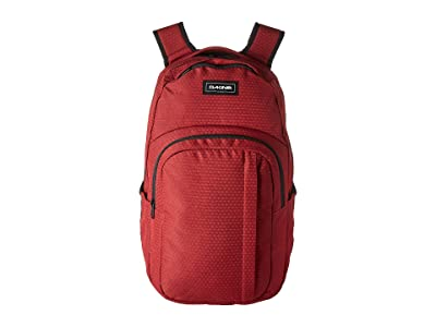 Dakine 33 L Campus Large Backpack (Crimson Red) Backpack Bags