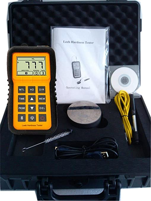 Hardness Testing Equipment Industrial & Scientific VTSYIQI D and ...