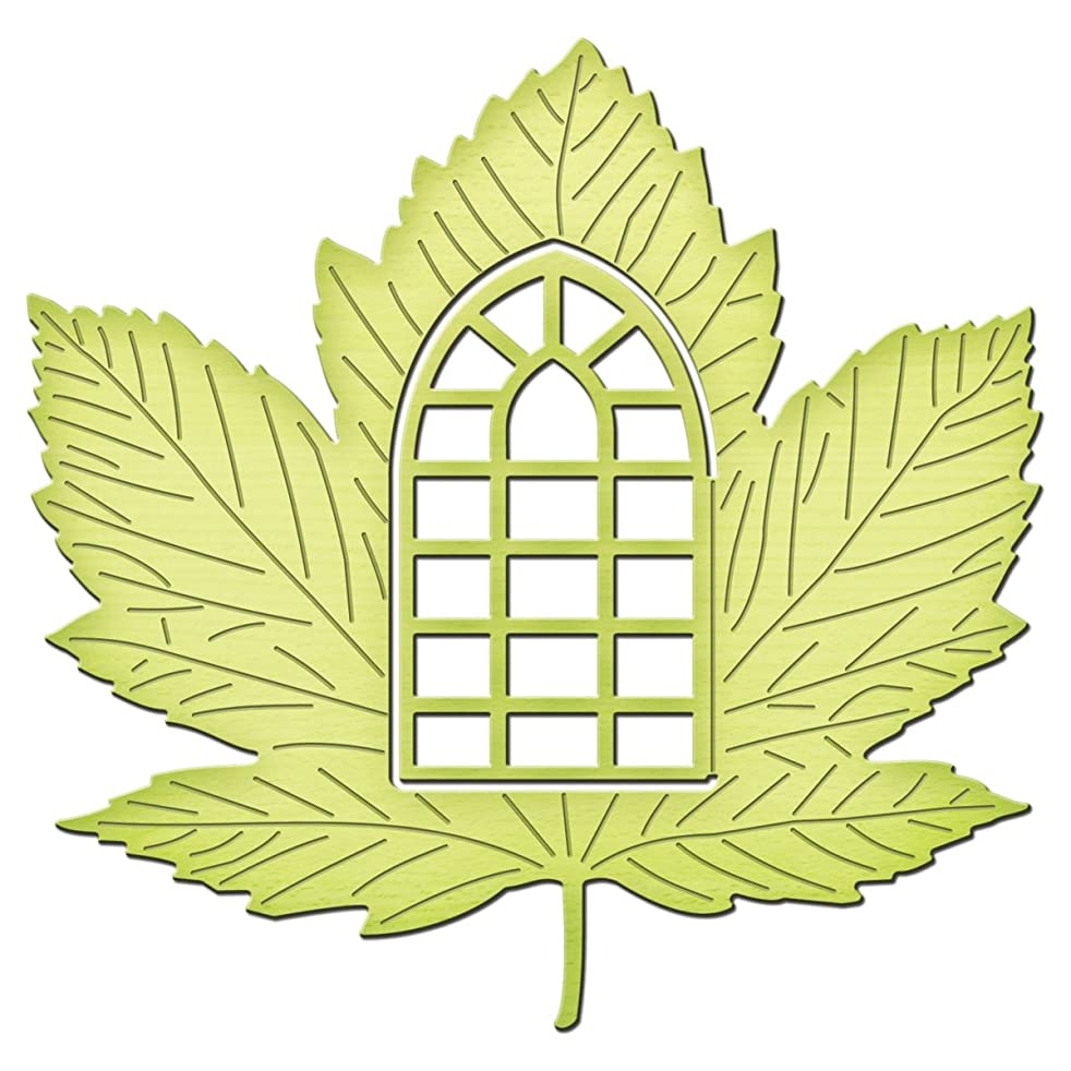 Spellbinders Shapeabilities In'spire Embellishments, Nature's Window - IN-008