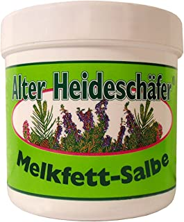 Alter Heideschäfer 2er Vorteilspack Melkfett Salbe, 2 Dosen a 250ml
