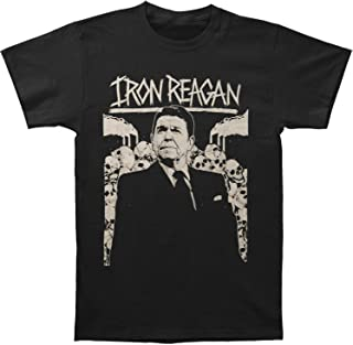 Iron Reagan Men's Ronnie T-Shirt Black
