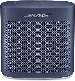 Bose SoundLink Color Bluetooth Speaker II, Limited Edition/Midnight Blue, (752195-0800)