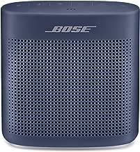 Bose SoundLink Color - Altavoz Bluetooth, color negro talla única  Azul Midnight
